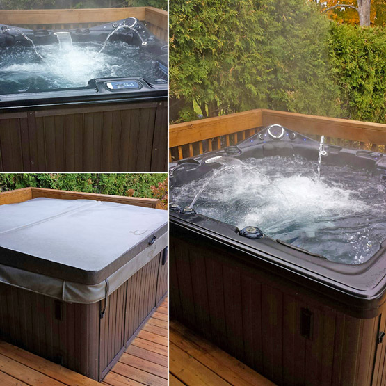 dynasty hot tubs for sale